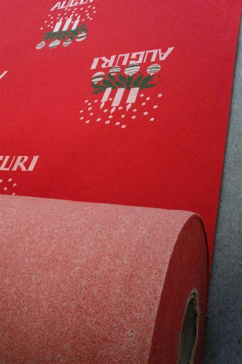 tappeti e passatoie candele di natale passatoia al metro natalizia