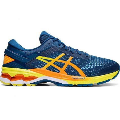Asics Men's Gel-Kayano 26 Navy Running Shoes   BMC Sports