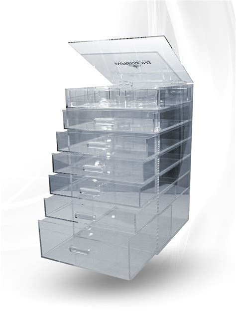 Vanité Chambre De Bain by Impressions Vanity Clear Acrylic Organizer With 6 Drawers
