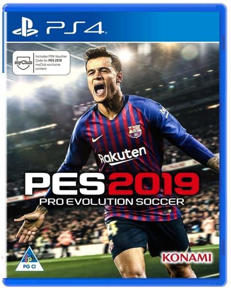 pro evolution soccer 2019 ps4 raru