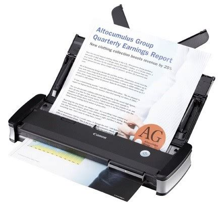dubai uae canon imageformula p  portable document scanner