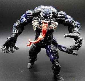 Venom Scorpion Action Figure Marvel Legends Spider Man ...