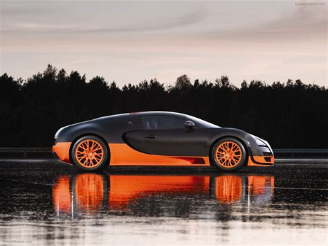 Bugatti Veyron 16.4 Super Sports Car 2011 Exotic Car