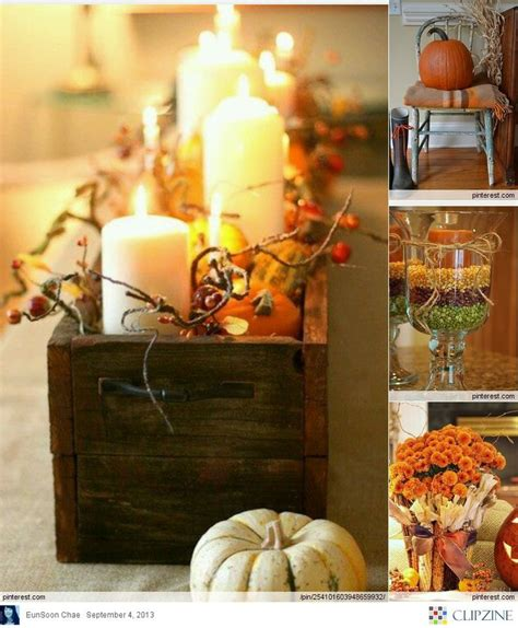 Autumn Decorating Ideas On Pinterest  Rachael Edwards