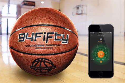 Gear 94fifty Smart Sensor Basketball Si Kids Sports