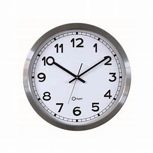 Grande Horloge Murale Originale : horloge murale design classico m tal 50cm pier import ~ Teatrodelosmanantiales.com Idées de Décoration