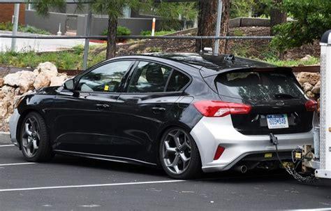 Nuova Ford Focus Interni Nuova Ford Focus St 2019 Prime Immagini Per Interni E