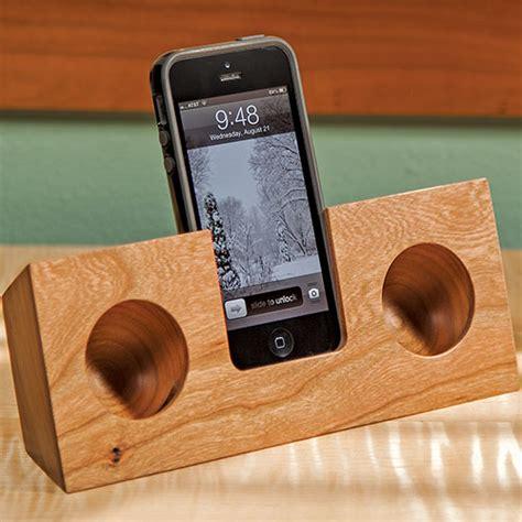 rockler amps  iphone    koostik kit wooden