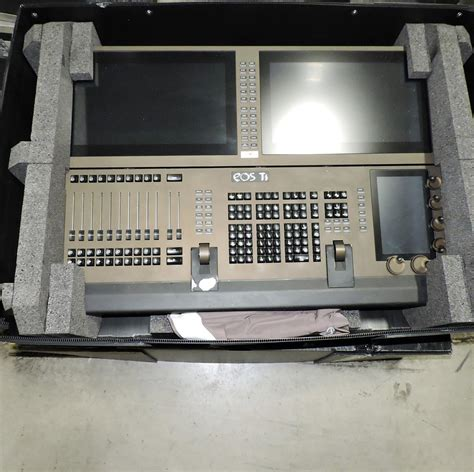 Etc Lighting Console by Prg Proshop Etc Eos Ti 16000 Lighting Console