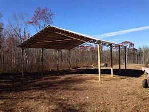 3039 steel pole barn truss only ebay With alabama steel pole barns
