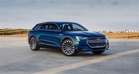 Audi Is Taking Reservations For The 311mile Range Etron