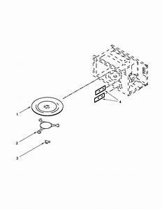 Whirlpool Woc54ec0ab03 Microwave Parts