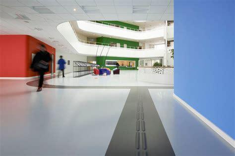 Universal Design Office Building In Denmark