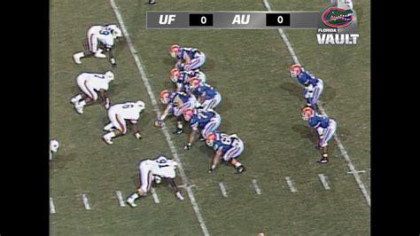 Florida Vault 1990 Highlights Vs Auburn Facebook