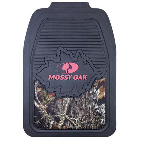 Mossy Oak Floor Mats Pink mossy oak floor mat with pink logo walmart