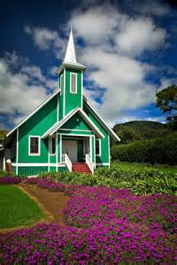 Churches Big Island Hawaii