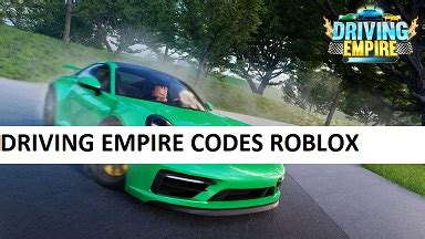 Driving Empire Codes 2021 Wiki: March 2021(NEW!) - MrGuider