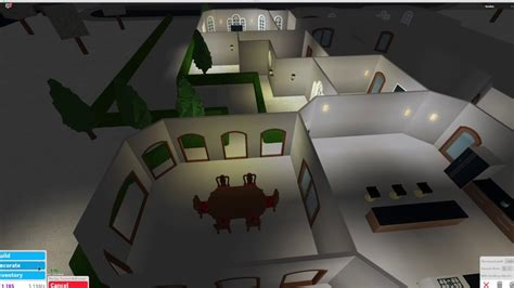 roblox bloxburg  story mansion buildspeedbuild youtube