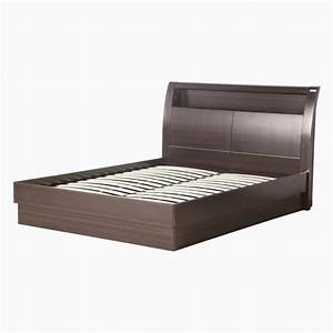 Godrej interio super magna engineered wood king bed with for Buy godrej home furniture online india