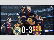 DOWNLOAD Video Real Madrid vs Barcelona 03 Highlights