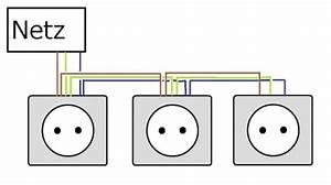 3er Steckdose Anschließen : 3 up steckdosen richtig installieren neulingsfrage elektronik strom elektrik ~ Markanthonyermac.com Haus und Dekorationen