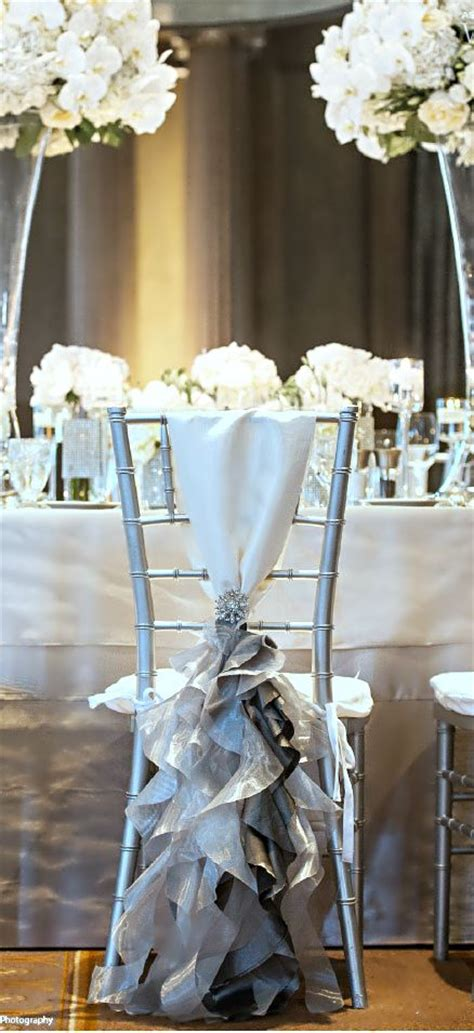 12 d 233 corations de chaises de mariage 224 tomber mariage commariage