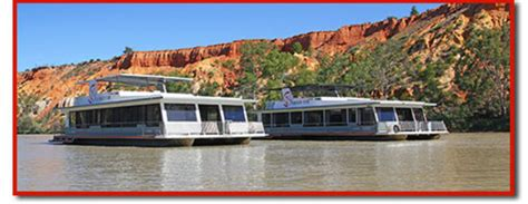 Houseboat Renmark by Above Renmark Houseboat Holidays