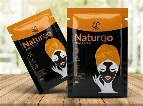 Masker Lumpur Naturgo Black masker naturgo black by syb original bpom pusat stokis