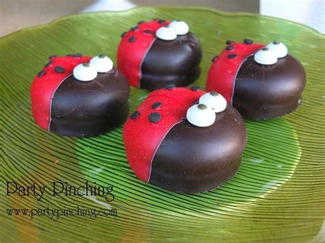 lady bug cookies   decorate  animal cookie