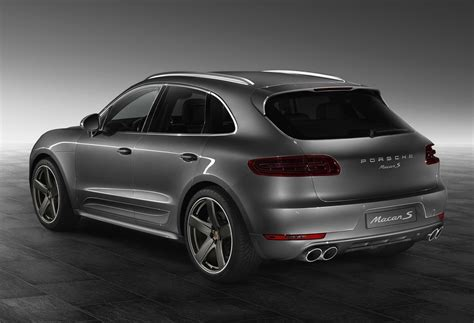 porsche design porsche design package announced for the macan