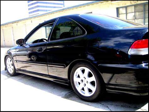 Fs: 96 Honda Civic Ex Lsvtec Si Exterior (socal)