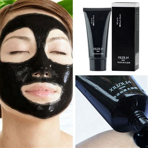 Blackhead remover mask at home