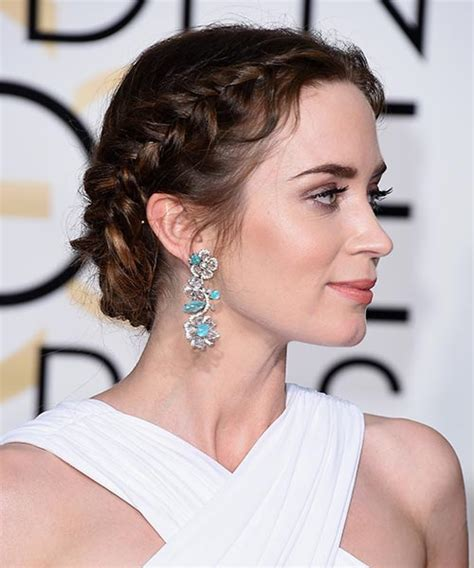 Carpet Hairstyles by The Best Hairstyles At The Golden Globes Photo 2