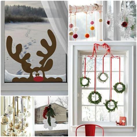 Weihnachtsdeko Basteln Papier Fenster by Die Besten 25 Weihnachtsdeko Fensterbank Ideen Auf