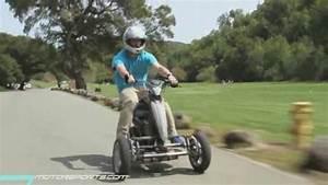 Elektro Trike Scooter : sway dreirad motorroller oder elektro trike aus palo alto ~ Jslefanu.com Haus und Dekorationen