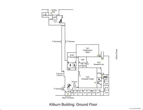 floorplans school  computer science  university