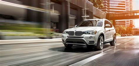 Buy A New 2017 Bmw X3 Sav Near Pittsburgh, Pa  Bmw X3 Sales
