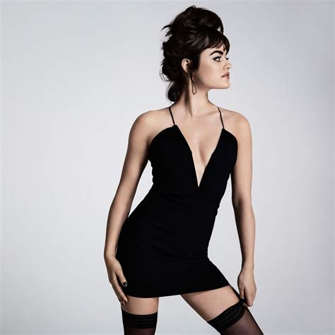 Lucy Hale - Photoshoot for Yahoo Style - March 2015 ...