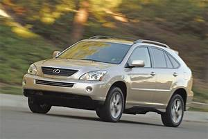 2007 Lexus Rx 400h Review