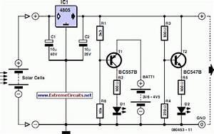 Solar Cell Voltage Regulator