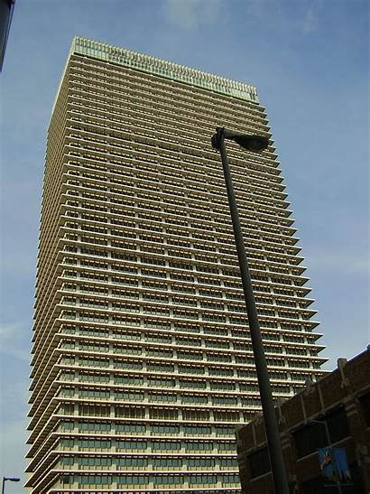 Exxon Exxonmobil Building Houston Mobil Oil Office