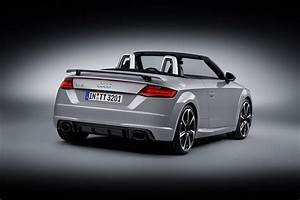 Audi Tt Rs 2018 : 2018 audi tt rs roadster picture 673874 car review top speed ~ Medecine-chirurgie-esthetiques.com Avis de Voitures