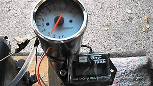 Lawn Mower Tachometer Hook Up  U2013 Diy Hook Up To City Sewer