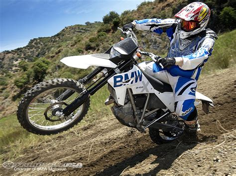 bmw motocross bike 2009 bmw g 450 x review motorcycle usa