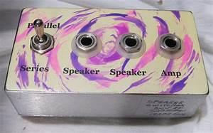 Speaker Patch Box