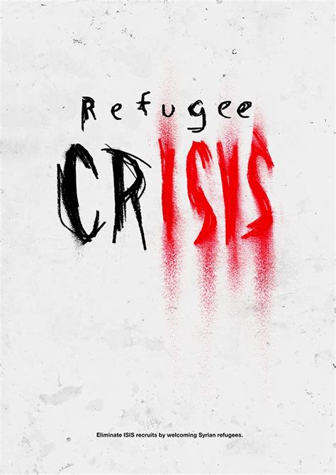 refugee crisis graphis