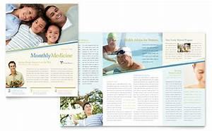 Newsletter Templates In Publisher Family Physician Newsletter Template Design