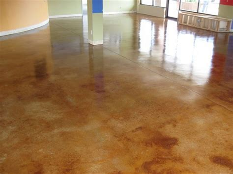 concrete screed floor   nice colour   Bathroom Ideas