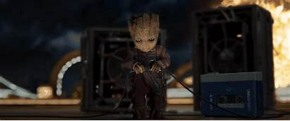 Guardians Galaxy Vol Groot Den Everything Represents