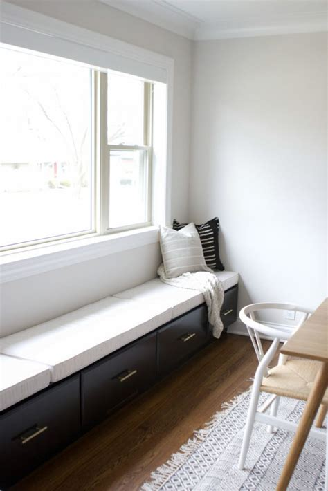creating  extra long window seat  diy playbook